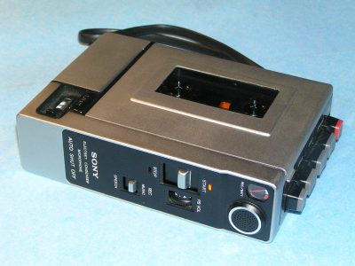 索尼 SONY TC-55 磁带录音机