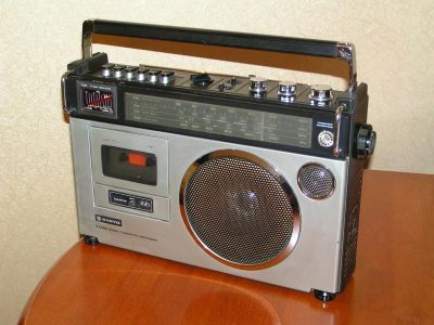三洋 Sanyo M2580K 单卡收录机