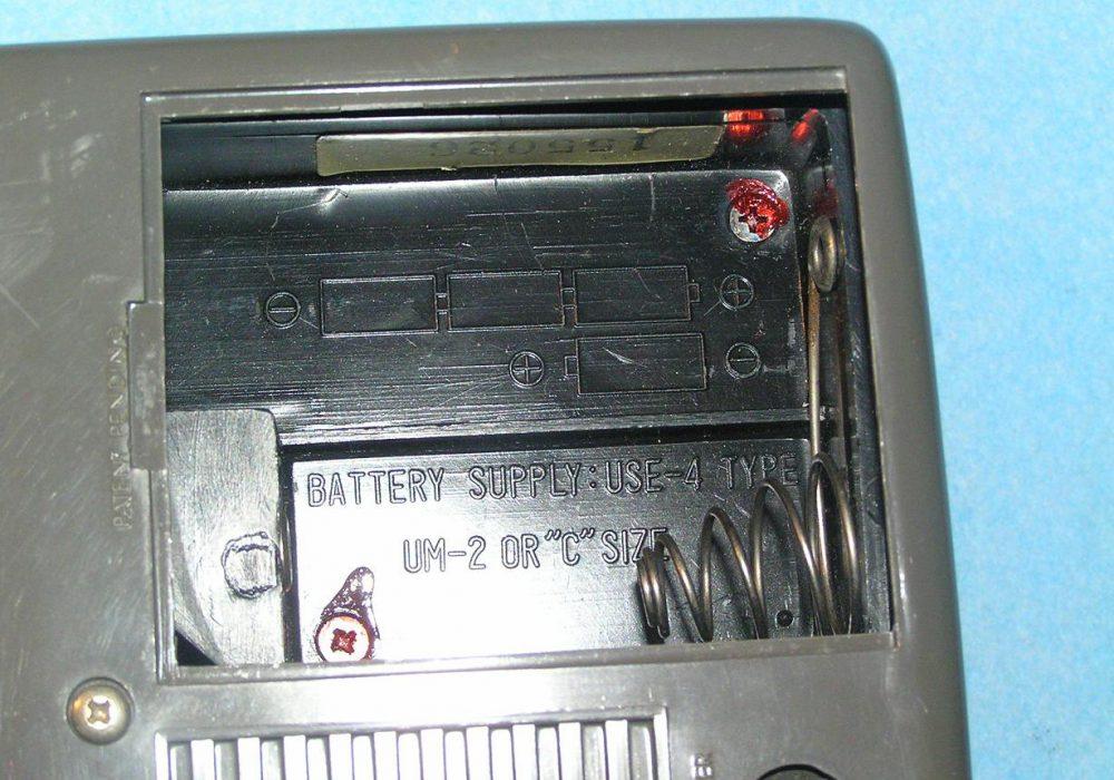 古董 Technics, Playtape 1200