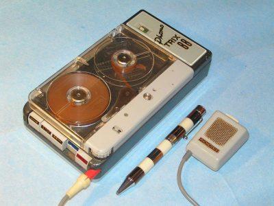 Phono Trix 88 微型开盘机