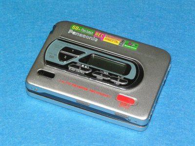 古董 Technics, Panasonic RQ-SX97F