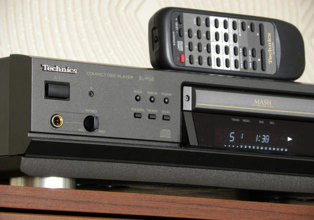 Technics SL-PG5 CD播放机