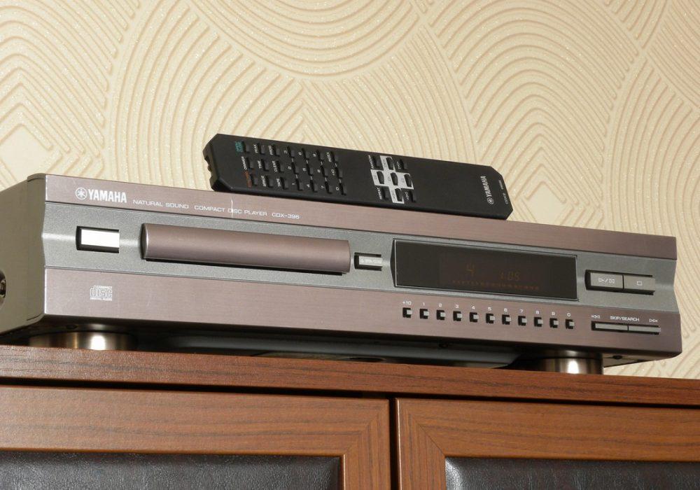 YAMAHA CDX-396 CD播放机