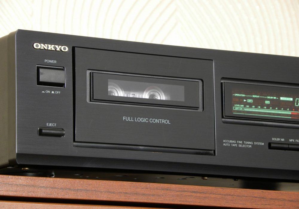 安桥 ONKYO TA-6211 磁带卡座