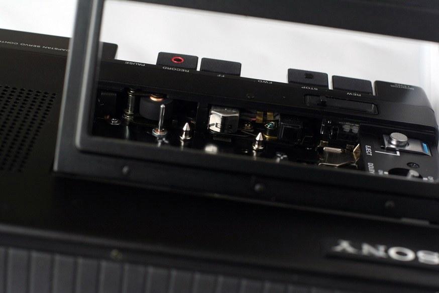 SONY TC-D5M 磁带随身听