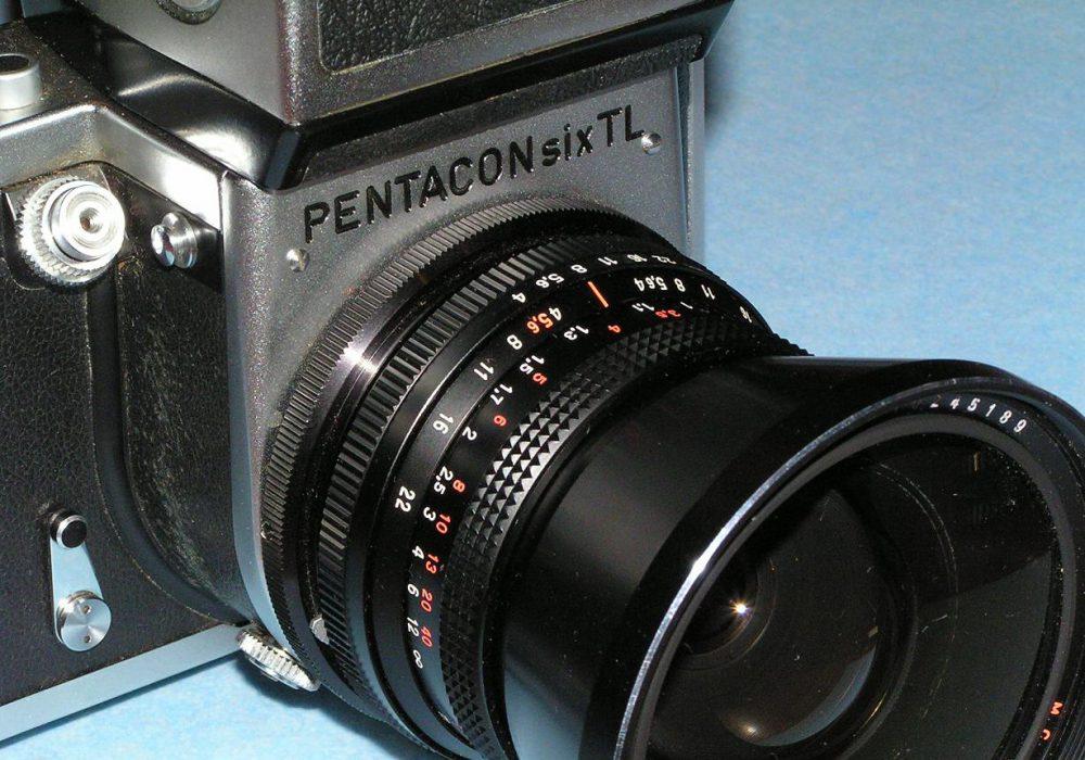 Pentacon six TL 胶片相机