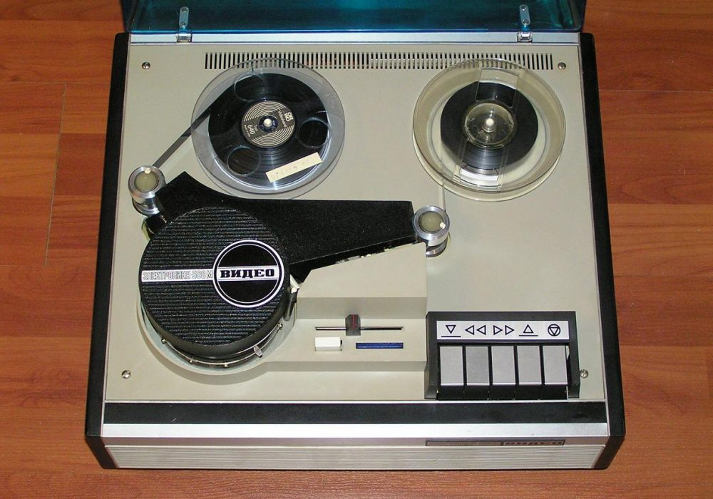 Electronica-508M-video 开盘式 录像机