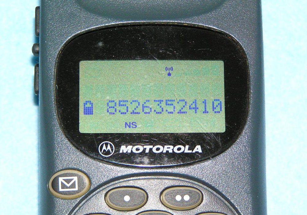 Motorola M75 移动电话