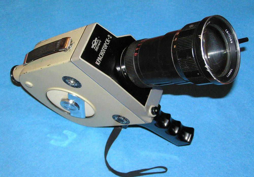 Krasnogorsk-2 摄影机