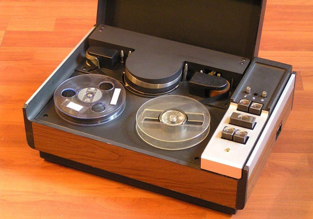 Electronica L1-08 开盘式录像机