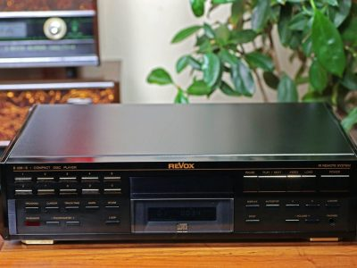 REVOX B226S CD播放机