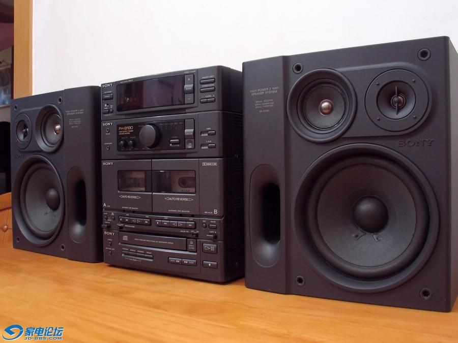 索尼 SONY FH-B190 组合音响