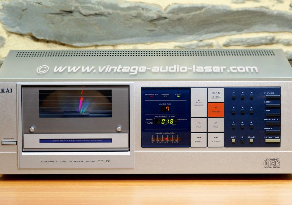 AKAI CD-D1 CD播放机
