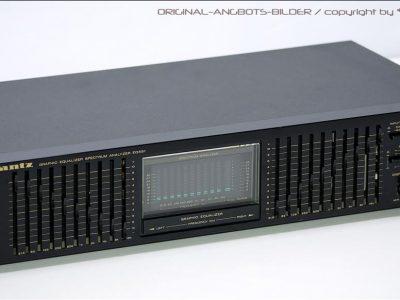 马兰士 MARANTZ EQ-551 频谱图示均衡器