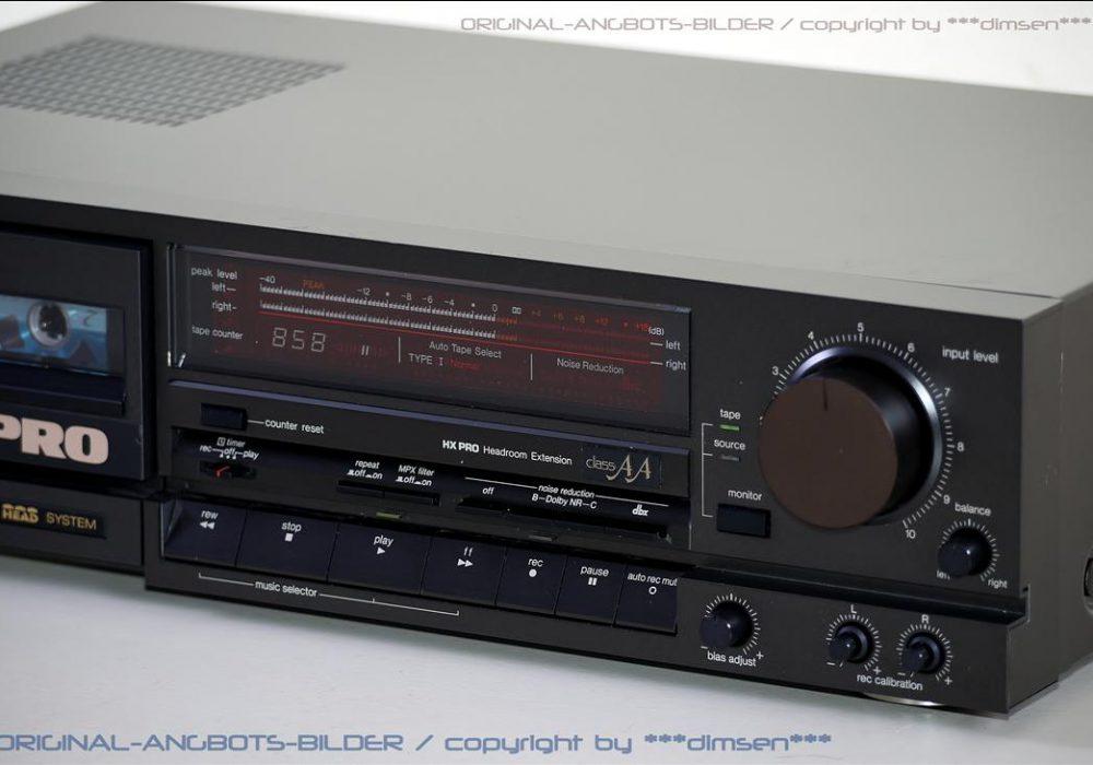 松下 Technics RS-B905 三磁头立体声卡座