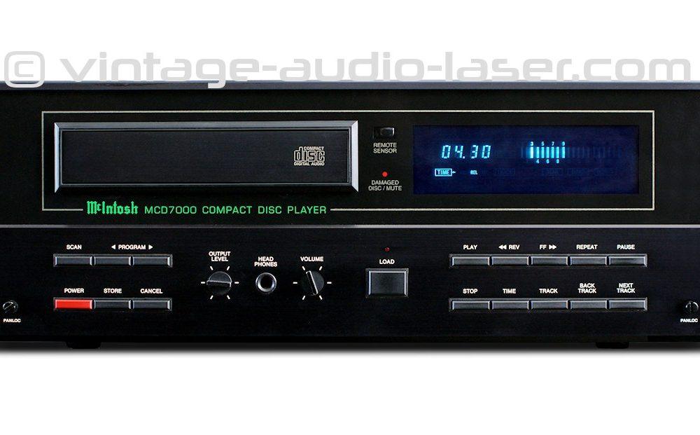 麦景图 McIntosh MCD7000 CD播放机