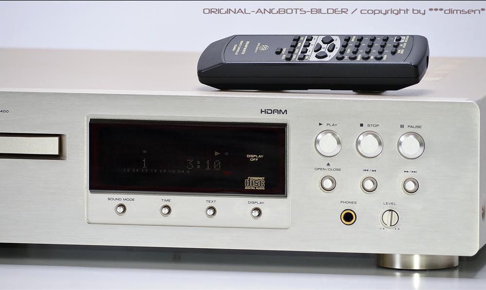 马兰士 MARANTZ SA8400 超级CD(SACD)播放机