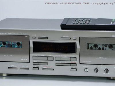 雅马哈 YAMAHA KX-W421 双卡座