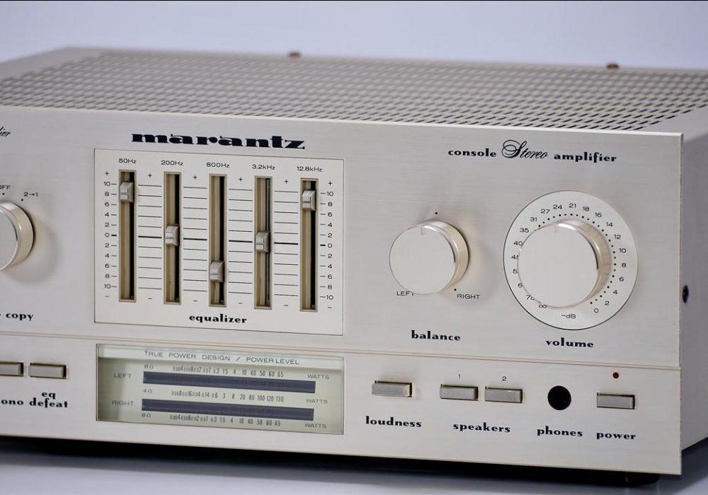 马兰士 MARANTZ PM510 5段均衡 功率放大器