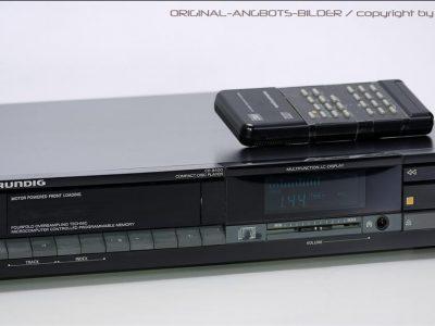 根德 GRUNDIG CD8400 CD播放机