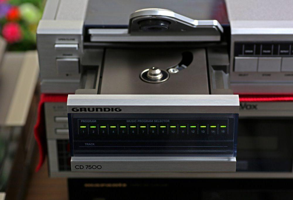 Grundig CD7500 CD播放机