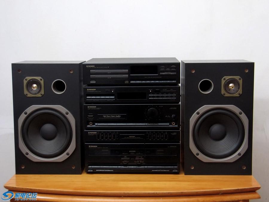 先锋 PIONEER DC-Z73 组合音响