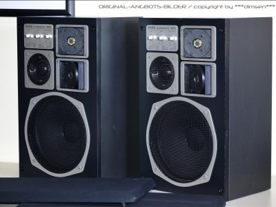 SABA Professional 1300 专业级书架音箱