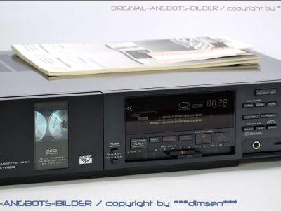 黑色雅佳 AKAI GX-R88 三磁头卡座