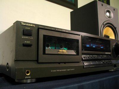松下 Technics RS-BX404 立体声卡座