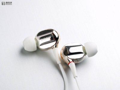 SONY 索尼 XBA-40 入耳式动铁耳机[四单元]