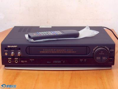 夏普 SHARP VC-MH72 6磁头立体声录像机
