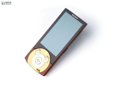 Sony 索尼 NWZ-A844 便携影音播放器 -