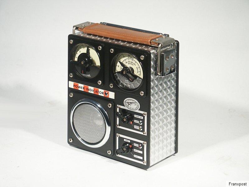 Spirit of St Louis 场效应晶体管收音机