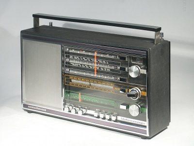 诺曼底 Nordmende Globemaster 收音机