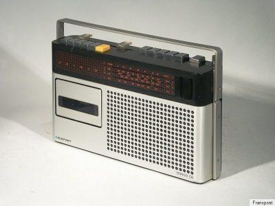 蓝宝 Blaupunkt Bongo CR 小型收录机