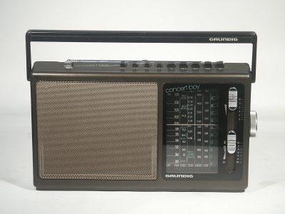 根德男孩 GRUNDIG Concert Boy 225A 收音机