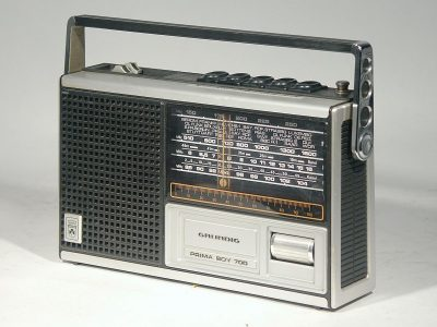 根德 GRUNDIG Prima Boy 700 便携收音机