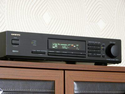 ONKYO T-4511 FM/AM Tuner 收音头