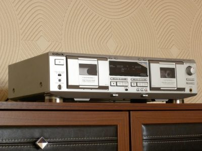 SONY TC-WE435 双卡座