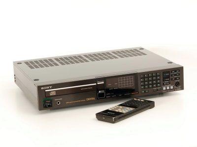 索尼 SONY CDP-502ES CD播放机