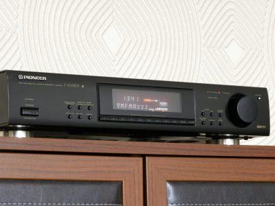 PIONEER F-502RDS FM/AM 收音头