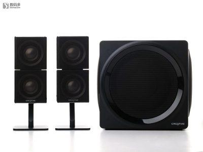 Creative 创新 T6 Series Ⅱ有源音箱