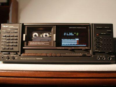 TEAC Z-6000 三磁头卡座