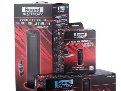 Creative Sound BlasterAxx SBX系列多功能音箱拆解 图集[Soomal]