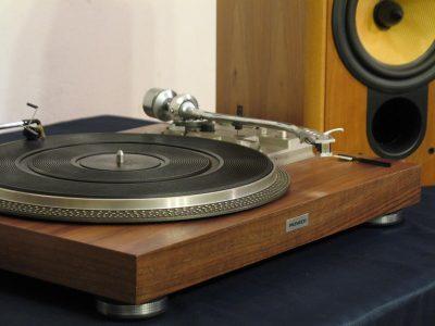 先锋 PIONEER PL516 黑胶唱机