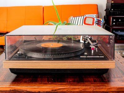 Dual 1242 黑胶唱机