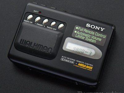 索尼 SONY WM-FX55 磁带随身听