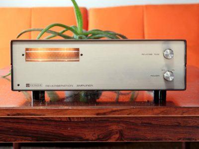 先锋 PIONEER SR-101 Tube Reverb Amplifier
