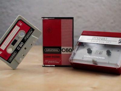 根德 Grundig Beat Boy 120 磁带随身听