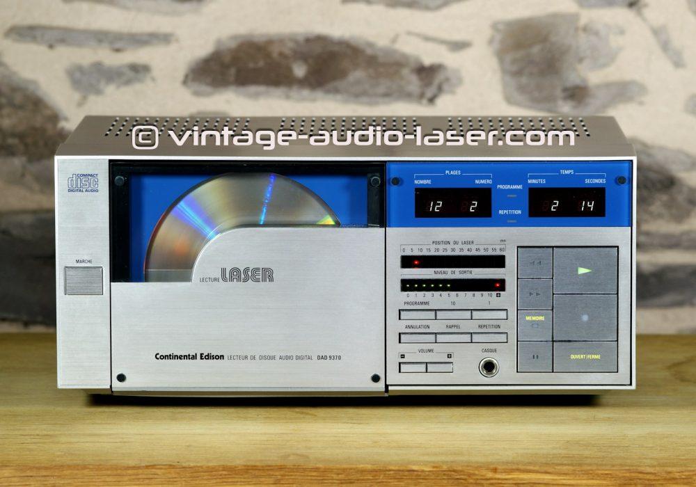 Continental-Edison DAD-9370 CD播放机
